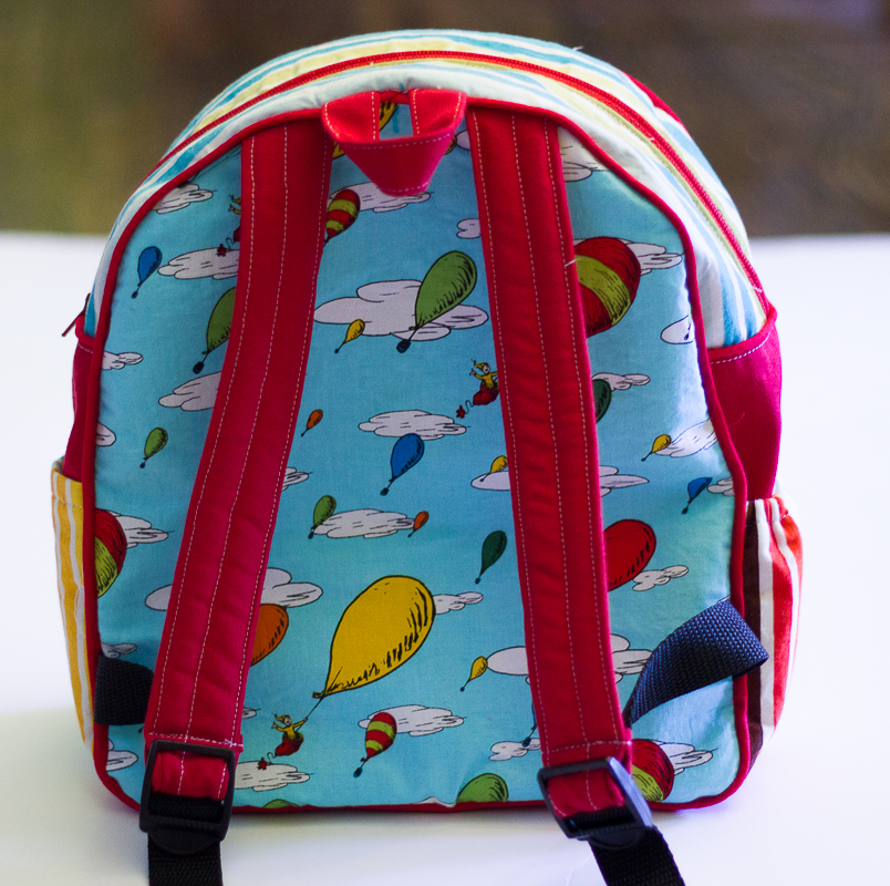 dr seuss backpack