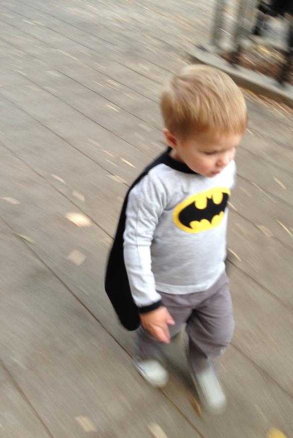 Oliver batman