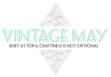 vintage may logo