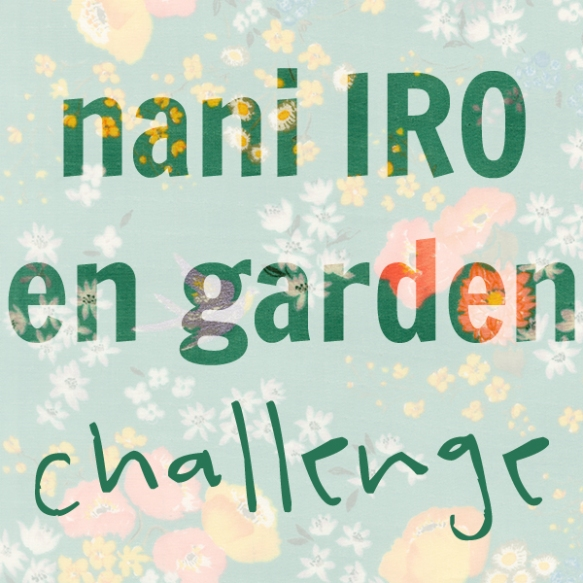 nani IRO en garden challenge