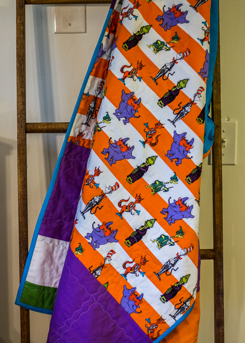 spooktacular dr seuss quilt (4 of 7)