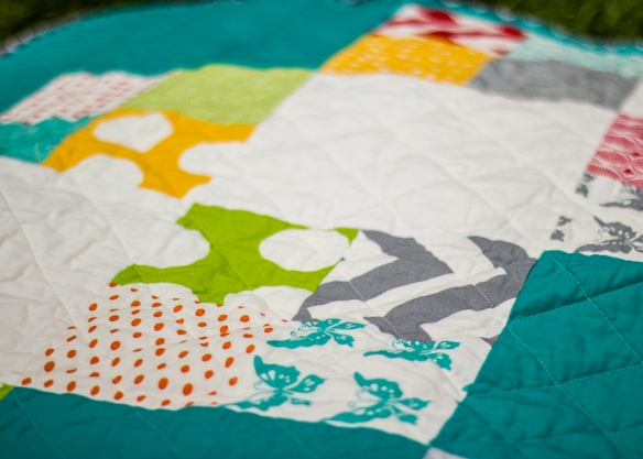 chloe's baby quilt (5 of 6)